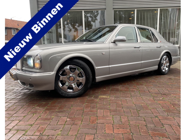Bentley-Arnage