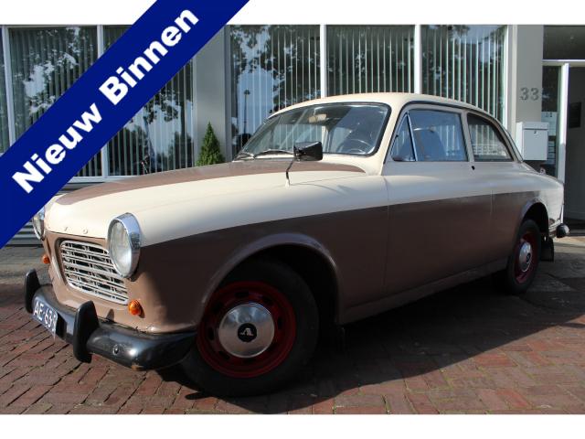 Volvo-Amazon 1967 LPG APK 20-2021