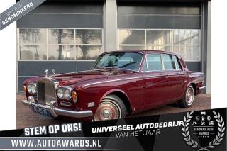 Rolls-Royce-Silver Shadow