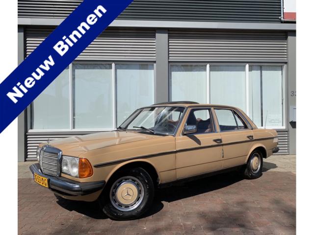 Mercedes-Benz-200-280 (W123)