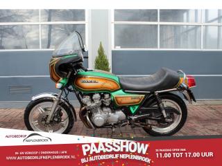 Honda-CB 750 K/KZ 1979 km 52.000 4 cilinder oldskool liefhebber.