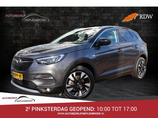 Opel-Grandland X 1.2 Turbo Ultimate LED PDC Clima Navi